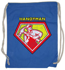 Handyman Turnbeutel Heimwerker Handwerker Handwerk Hammer Werkzeug Handcraft