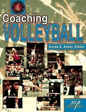 Coaching Volleyball by American Volleyball Coaches Association Staff (1998, Pape