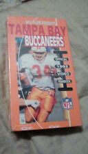 Tampa Bay Buccaneers 1993 Team Video Yearbook VHS NEW