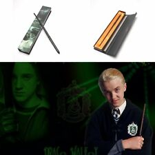 Harry Potter DRACO MALFOY Magical Wand Zauberstab Magisch Stab in Geschenkbox