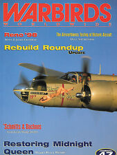 Warbirds Worldwide 47 Reno 98 Northrop P-61 Black Widow Rebuild Messerschmitt