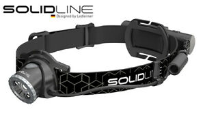 RECHARGEABLE HEAD TORCH 600 LUMENS FROM SOLIDLINE BY LEDLENSER