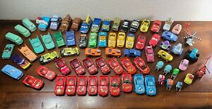 Disney Pixar Cars Diecast Lot of 72 - Random Used Lot, See ALL pictures!