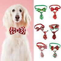 Adjustable Dog Cat Pet Bow Tie Knot Tuxedo Comfortable Style Birthday Chris E3P4