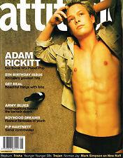 ATTITUDE #61 May 1999 ADAM RICKITT Peter-Paul Hartnett TRISHA GODDARD @Mint!@