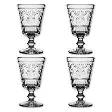 """4x Wein Glas """"Versailles"""" von La Rochere aus Frankreich, 400 ml, Kelch, Wine"""