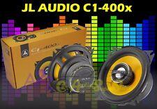 "JL AUDIO C1-400X 4"" 100W RMS CAR 2-WAY ALUMINUM TWEETERS COAXIAL SPEAKERS NEW"