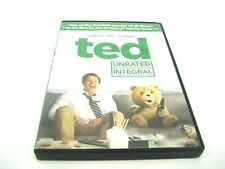TED DVD UNRATED (GENTLY PREOWNED)