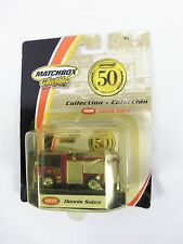 2002 Matchbox Collectibles 1998 Dennis Sabre 50th Anniversary