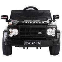 12V MP3 Kids Ride On Car Battery RC Remote Control w/ LED Lights
