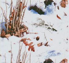Wassertransferdruck Folie Camo Schnee Winter Tarn - 100cm breit