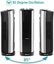 OPOLAR Cooling Fan/Air Conditioner Tower Air Purifier Mini Fan Quiet Household