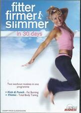 Fitter, Firmer, Slimmer in 30 Days - DVD !