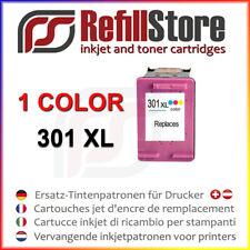 Rigenerata HP 301XL Color  DeskJet 1050 2050 3050 Envy 4500  OfficeJet 2620 4630