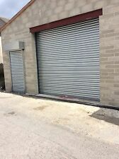 Roller Shutter Doors - All Sizes
