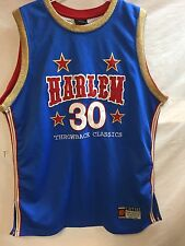 BOOM-X Men's Harlem Throwback Basketball Jersey Size Large