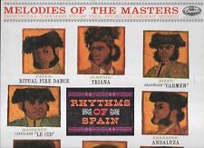 Melodies of The Masters, Rhythms of Spain, classical compilation - LP + CD-R