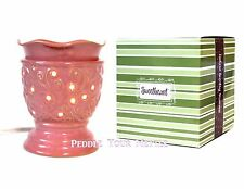 Retired Scentsy Sweetheart Deluxe Warmer Pink NEW in BOX