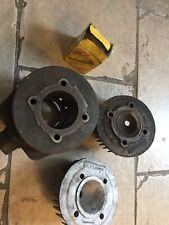 Vespa Px Lml Malossi 166 Barrel Head Mk1 New Piston