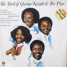 GLADYS KNIGHT & THE PIPS - Best Of ~ GATEFOLD VINYL LP