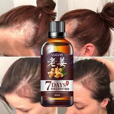 NEW!Fast Hair Growth Dense Regrowth Ginger Serum Oil Anti Loss Treatment Essence