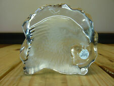 "Cristal d'Arques ""American Eagle"" Crystal Made in France 24% Lead Crystal"
