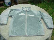 L/L Foliage Green Polartec Fleece Jacket ECWCS Large Long Very Good Condition