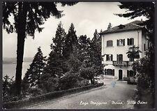 AA4006 Novara - Provincia - Meina - Villa Osimo - Lago Maggiore - Postcard