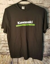 Kawasaki Mens Motorcross Monster ATV Black Struts Graphic Tee Shirt Size XL t7