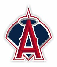 Los Angeles Angels of Anaheim Decal / Sticker Die cut