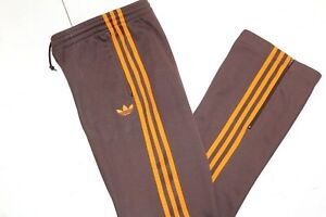 ADIDAS ORIGINALS RETRO VINTAGE ADICOLOR FIREBIRD TRACKSUIT BOTTOMS,SIZE:MEDIUM