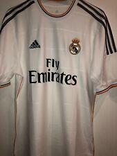 Real Madrid 2013/14 Ronaldo Adidas Jersey Sz Large