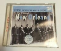 The Big Ol Box of New Orleans Jazz CD (2004) Doctors, Professors, Kings & Queens