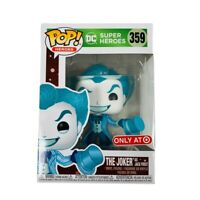 Funko Pop The Joker as Jack Frost DC Comics Holiday Target IN STOCK 359
