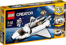 Lego 31066 Creator 3 in 1 Space Shuttle Explorer,  Moon Station & Space Rover