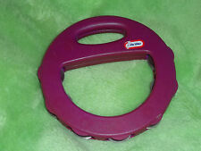 LITTLE TIKES RHYTHM BAND MUSICAL PURPLE TAMBOURINE for MARCHING BAND ETC  in GUC