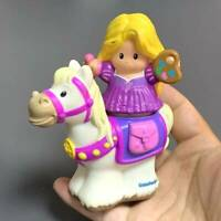Fisher-Price Little People Disney Princess Rapunzel & Horse Doll Toy Xmas Gift