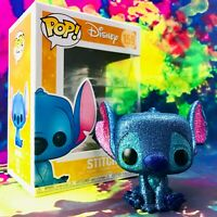 Stitch Diamond Collection Hot Topic Exclusive Disney Lilo & Stitch Funko POP!