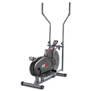 Trainer ellittico FITFIU con 8 livelli di resistenza regolabile