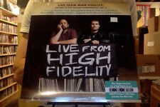 Live from High Fidelity Vol. 2 LP sealed vinyl RSD Record Store Day