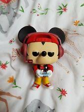 Gamer Mickey Mouse Funko Pop (No Box) - VGC