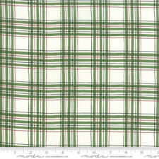 MODA Fabric ~ HEARTHSIDE HOLIDAY ~ Deb Strain (19835 13) Pine Green by 1/2 yard