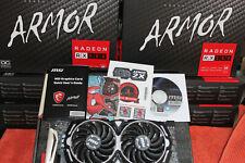 MSI Radeon™ RX 580 ARMOR 8G OC
