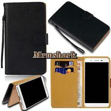 Flip Leather Wallet Card Stand Cover Case For Various Vodafone Smart 2/3/4 Phone