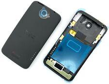 NEU Rückdeckel für HTC One X schwarz Backcover Akkudeckel