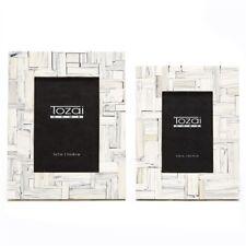 Tozai Home - 4x6 & 5x7 Marbleized Frame Set