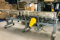 15' Stainless Steel Vibrating Shaker Conveyor