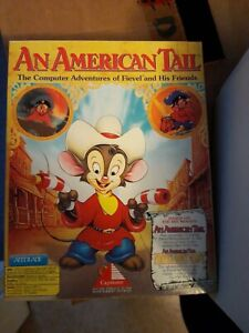 Vintage Computer Game 1991 - An American Tail