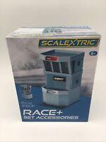 C8319 Scalextric Slot Car 1:32 Race Control Tower Building NEW ARC PRO