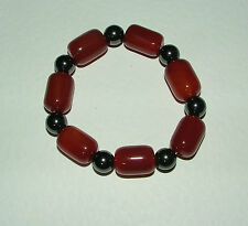 Unbranded Agate Costume Bracelets without Metal